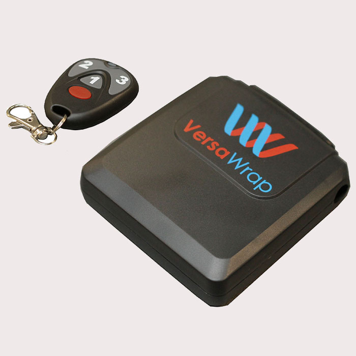 VersaRelief Wrap Battery and Key-Fob